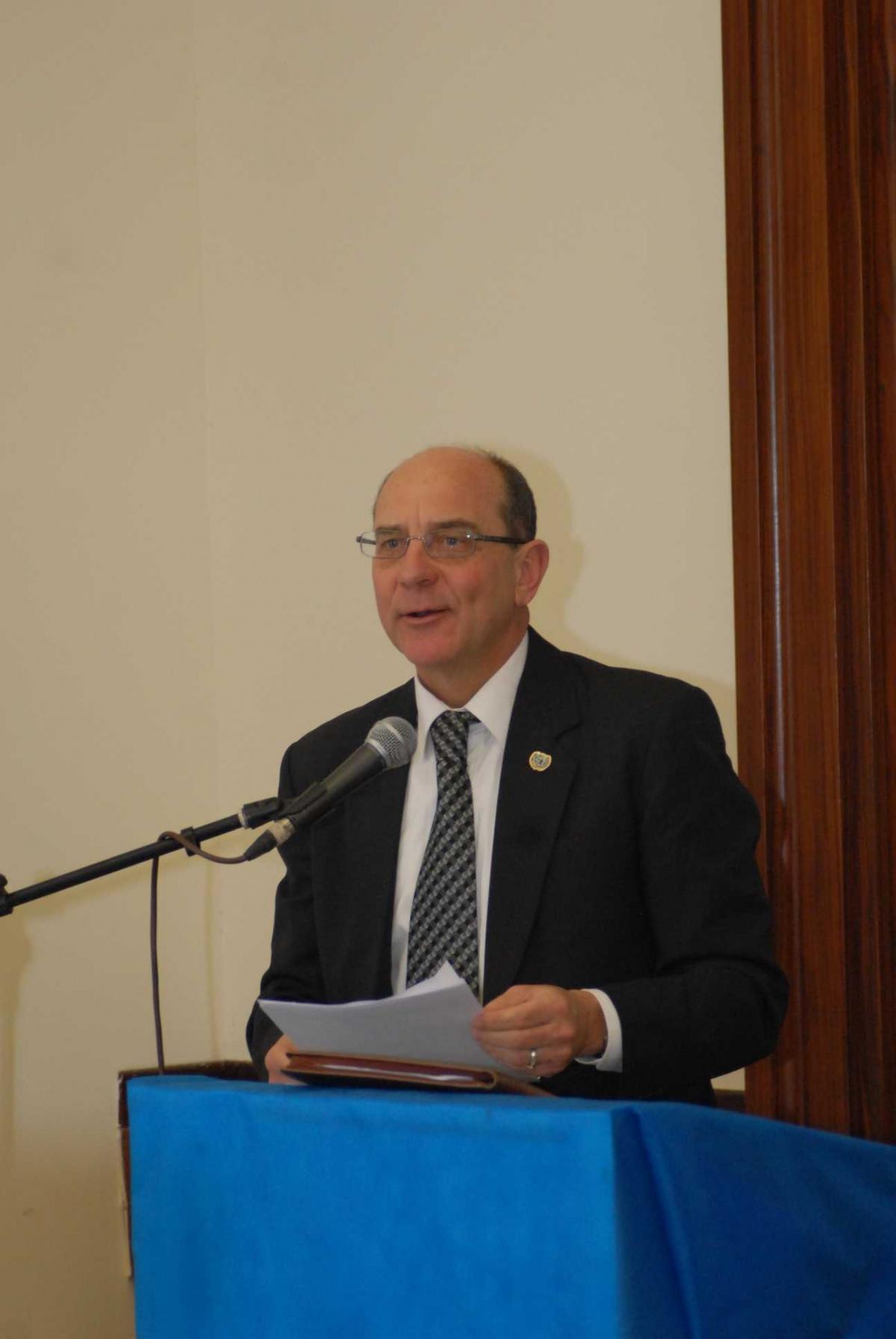 יום הזיכרון הבינלאומי לשואה בראשון לציון 27.1.2013
